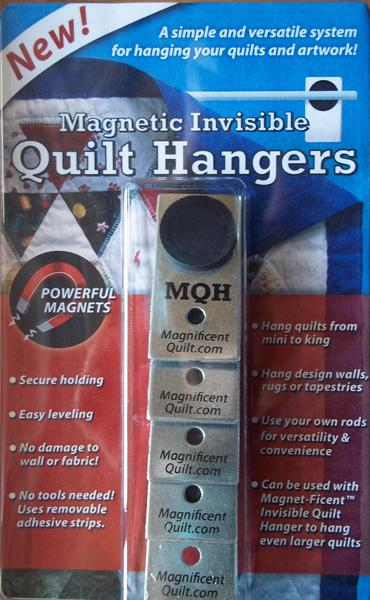 Magnificent Quilt Hangers image