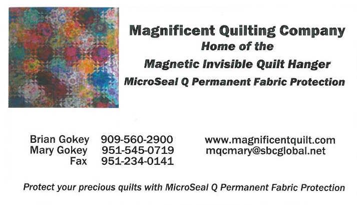 Maginficent Quilting Company image